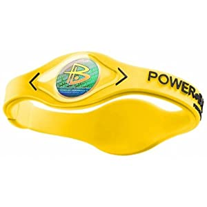 Power Balance Silicone Wristbands Small (7 Inch) Yellow
