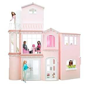 Mattel Barbie 3-Story Dream House Playset