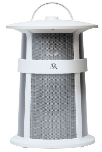 Acoustic Research As7Wh Portable Wireless Speaker, As7Wh (White)