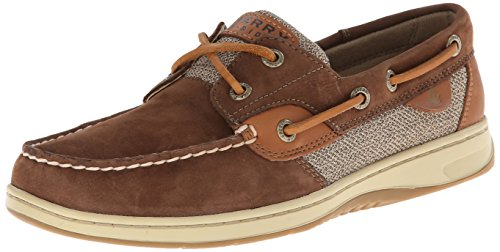 Sperry Top-Sider Women'S Bluefish Washable Boat Shoe, Dark Brown, 8 M Us