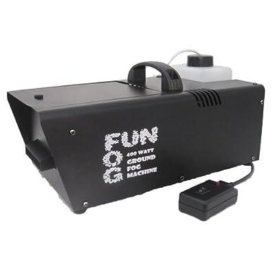 Ground Fogger - Low Lying Fog Generator for Halloween by Froggys Fog
