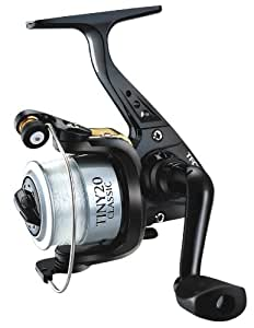Pinnacle tiny classic spinning reel fishing for Pinnacle fishing reels