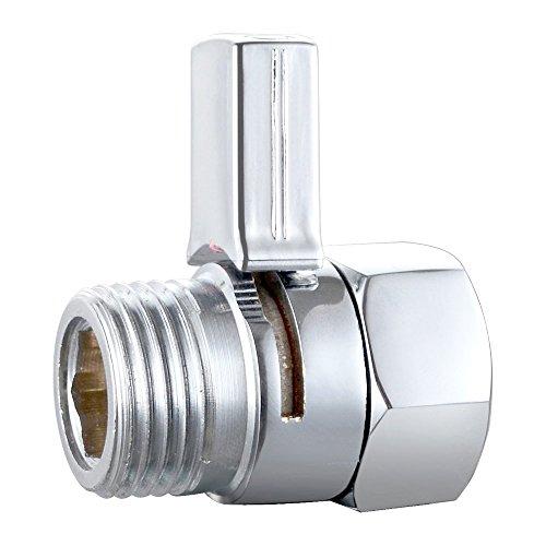 sumnacon brass shower flow control valve water pressure reducing controller. Black Bedroom Furniture Sets. Home Design Ideas