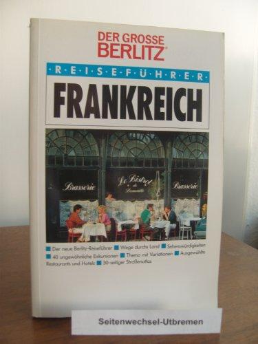 Der grosse Berlitz - Reiseführer - Frankreich