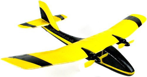 Virtually indestructible rc plane