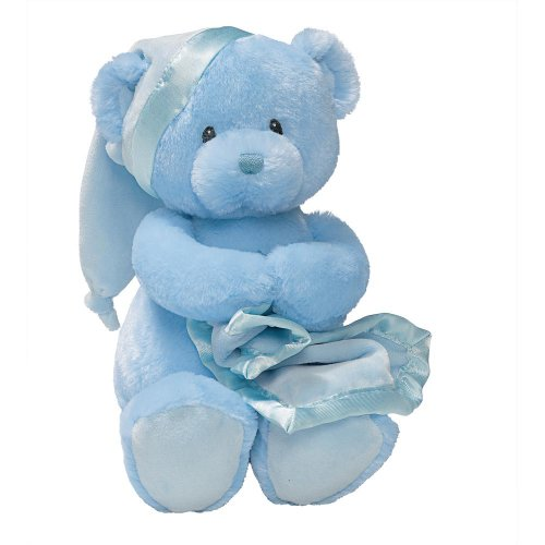 Gund Baby Nighty Night Musical Toy, Blue (Discontinued by Manufacturer)