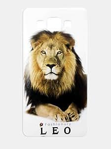 FASHIONURY ZODIAC SIGNS Soft Back Case Cover For Samsung Galaxy A3-Print575