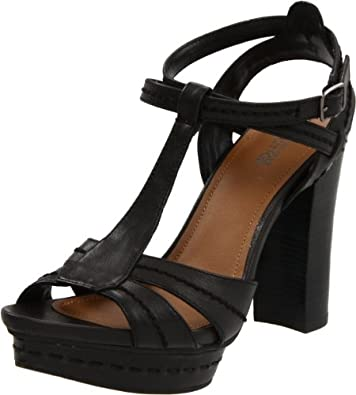 Kenneth Cole REACTION Women's N Ever Again BN Platform Sandal,Black,10 M US