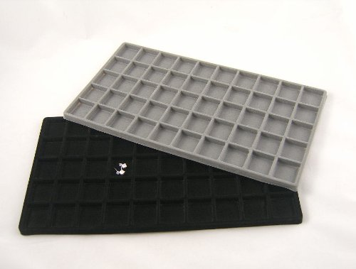 50 Compartment Tray Insert (BD96-50) - full size