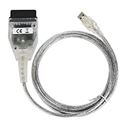 Floureon VCI 16pin OBDII Car Diagnostic Tool USB 2.0 Multi-scanner for TOYOTA TIS Techstream Camry Corolla Prius Highlander RAV4