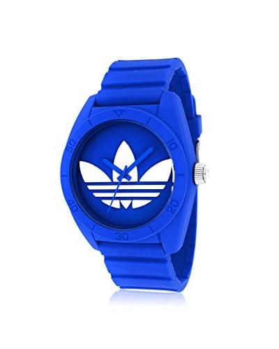 Adidas Unisex ADH6169 Santiago Analog Display Analog Quartz Blue Watch