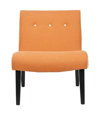 Safavieh Mandell Chair, Orange As You See