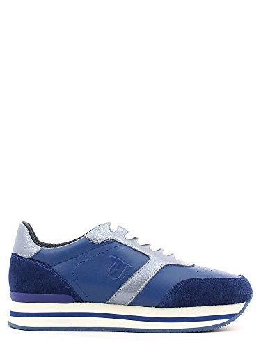 Trussardi jeans 79S044 Sneakers Donna Blu 39