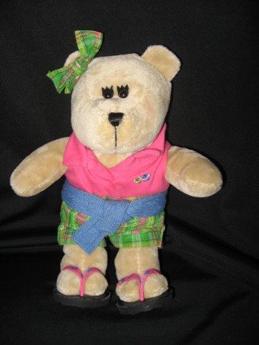 2007 Starbucks Summer Girl Bearista 9