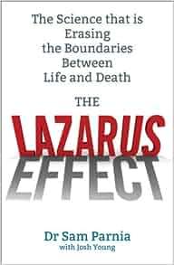 The lazarus effect book sam parnia