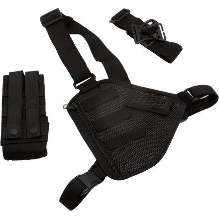 V.I.O. POV Chest Harness Kit One Color, One Size