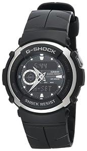 (超酷)卡西欧CASIO G-SHOCKG-300-3AV Watch极速摩托赛车系列 双显防水手表 $61.50