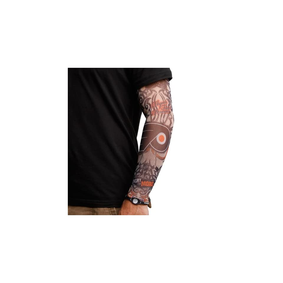 e89fc065bc113 Philadelphia Flyers Light Undertone Tattoo Sleeve on PopScreen