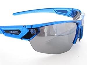 Buy Kentucky Wildcats UK Blue Transparent Sunglasses S12BL by Sports Accessory Store