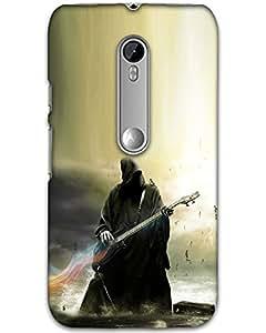 MobileGabbar Motorola Moto G (3rd Gen) Back Cover Plastic Hard Case