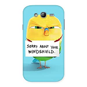 Cute Sorry Print Back Case Cover for Galaxy Grand Neo Plus
