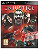 Injustice : Gods Among Us RED SON STEELBOOK REGION FREE ENGLISH Edition Game [Sony PS3] W/ Red Son Superman DLC