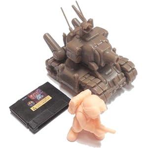 Metal Slug SNK Neogeo Mechanical Kit Figure Archive - Super Vehicle 002