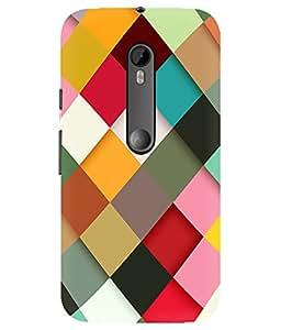 Astrode Printed Designer Back Case Cover For Motorola Moto G3 3rd Gen