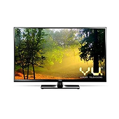 Vu 40K16 101.6 cm (40 inches) Full HD LED Television (Black)