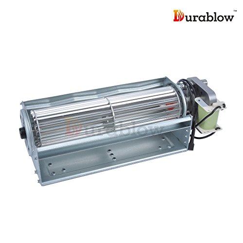 Durablow Electric Fireplace Replacement Blower Fan Unit