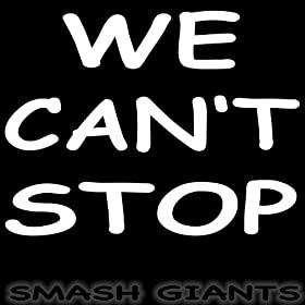 We Cant Stop Single Cover We Can't Stop (Single ...