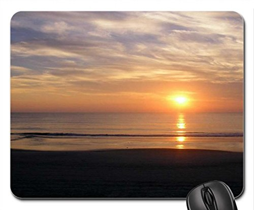 Daytona Beach,Fl. Sunrise Mouse Pad, Mousepad (Beaches Mouse Pad)