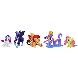 My Little Pony Elements of Harmony Friends Collection
