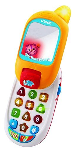 VTech - Tiny Touch Phone - 1
