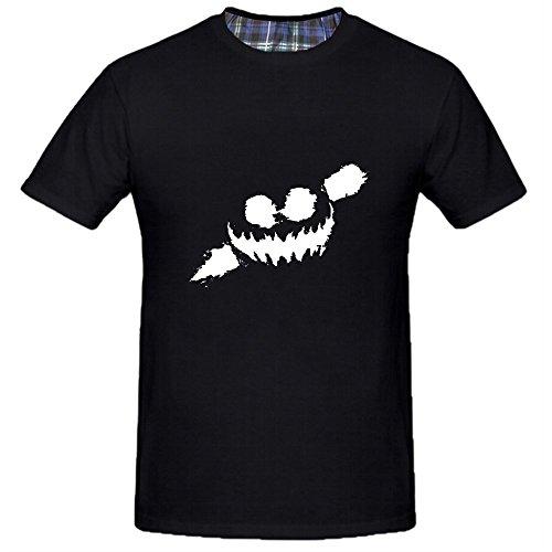 Scorpio-io Men's Knife Party T-shirt (Black Medium)