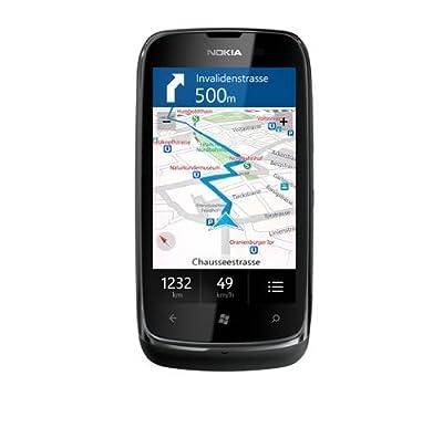 Nokia Lumia 610 (Black)