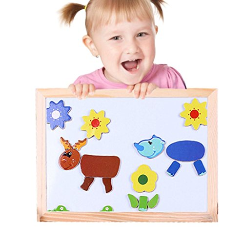 sandistore-multifunctional-drawing-writing-board-magnetic-puzzle-double-easel-toy-b