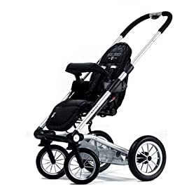 Mutsy 4rider light Buggy 4rider Light Color: College Black