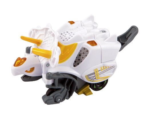 VTech Switch & Go Dinos Turbo Dart The Triceratops