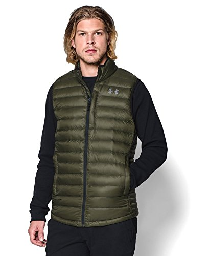 Under Armour Outerwear Men's CGI Turing Vest, XX-Large, Greenhead