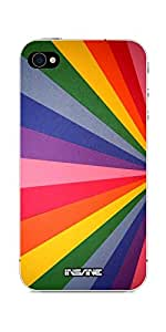 Insane Apple Iphone 5S back cover -Premium Designer Case and Covers for Apple Iphone 5S
