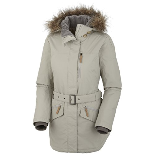 Columbia Women's Carson Pass II Jacket, Flint Grey, Large