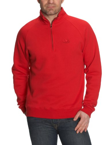 Fruit of the Loom Men's Sweatshirt  Red 44/46