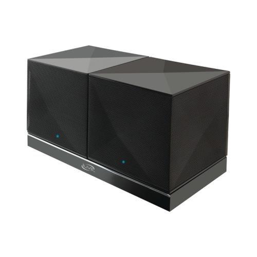 Ilive Blue Isb614B Dual Portable Bluetooth(R) Speakers