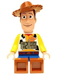 LEGO Unisex 9002731 Toy Story Woody Mini-Figure Alarm Clock