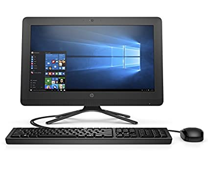 HP 22-B032in (Core i3 6th Gen, 4GB, 1TB, Win 10, 21.5-Inch) All In One Desktop