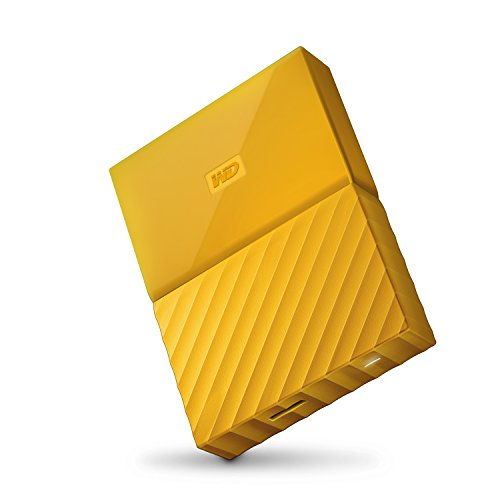 WD 마이 패스포트 포터블 외장하드 1TB·2TB·3TB·4TB - WD My Passport Portable External Hard Drive