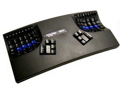 Kinesis Advantage QD (KB500US/QD-BLK) (Advantage Keyboard compare prices)