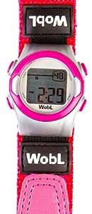 WobL 8 Alarm Vibrating Watch - Pink