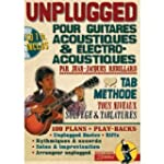 Unplugged Guitares Acoustiques Tablat...